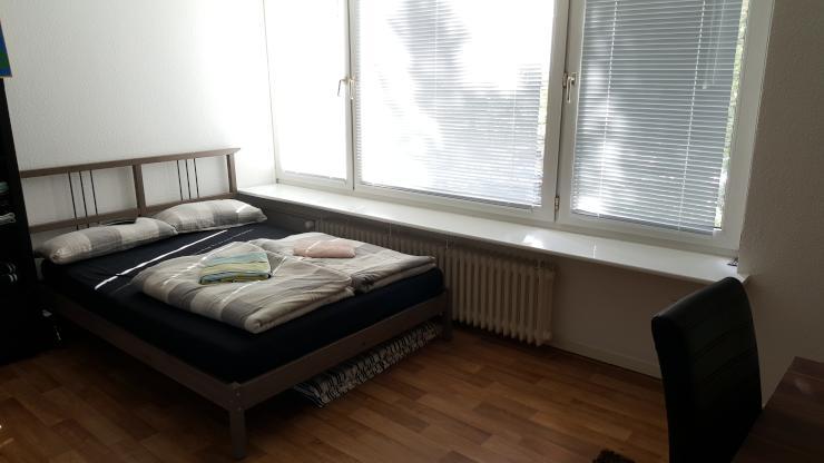 sch ne zentrale 2 zimmer wohnung zur zwischenmiete wohnung in hamburg hamm mitte. Black Bedroom Furniture Sets. Home Design Ideas