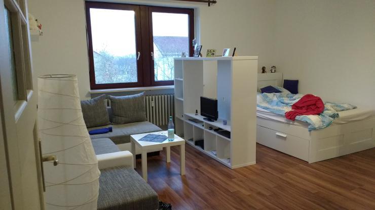 Schöne 1-Zimmer-Wohnung in zentraler Lage - Wohnung in Schweinfurt ...