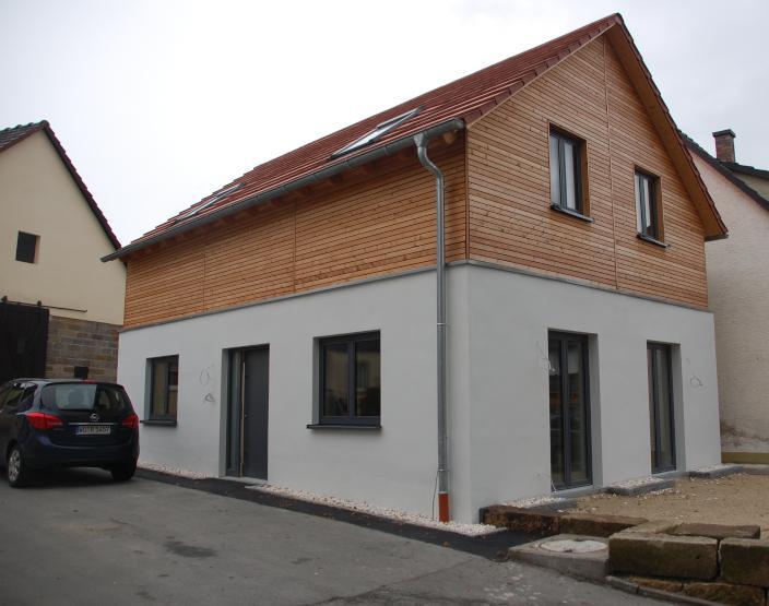 Gem tliches wohnhaus in lichtenfels unterwallenstadt for Suche haus miete