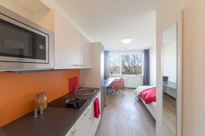 the fizz sch ne helle einzimmerwohnung perfekt f r studenten 1 zimmer wohnung in bremen. Black Bedroom Furniture Sets. Home Design Ideas