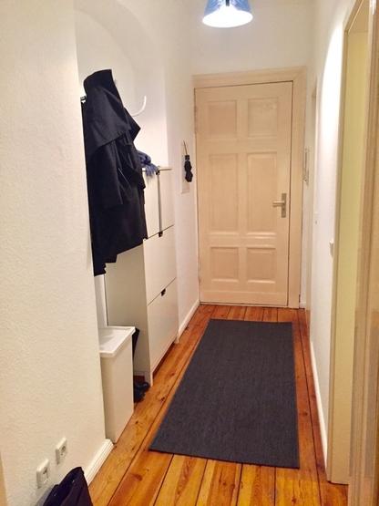 1 zi wohnung in prenzlauer berg von mo fr zur untermiete f r pendler 1 zimmer wohnung in. Black Bedroom Furniture Sets. Home Design Ideas