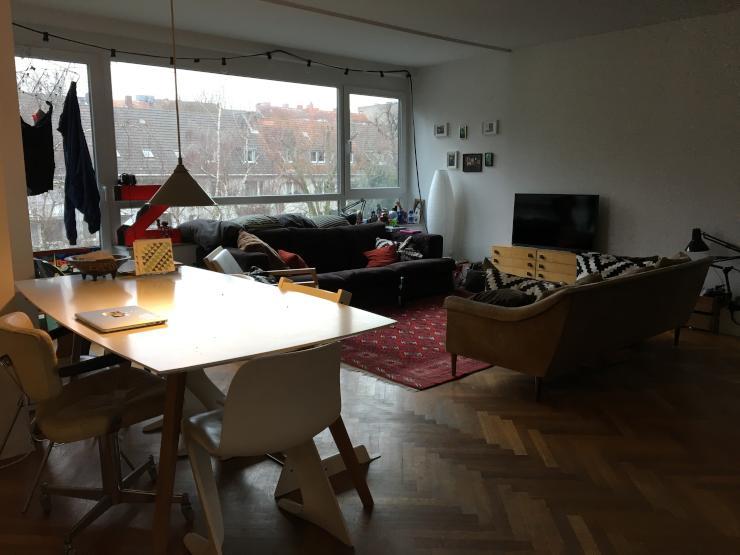 lichtdurchflutete wohnung in der s dstadt wohnung in. Black Bedroom Furniture Sets. Home Design Ideas