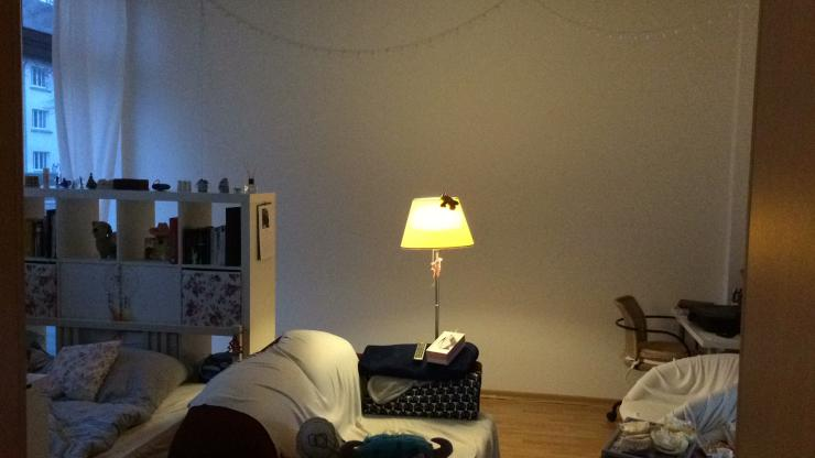 1 zimmer wohnung in der ktv am lindenpark 1 zimmer wohnung in rostock kr peliner tor vorstadt. Black Bedroom Furniture Sets. Home Design Ideas