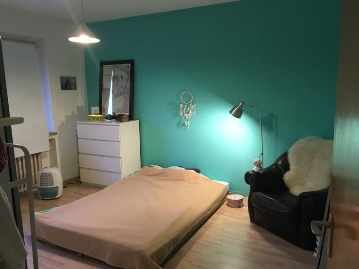 sportliche r mitbewohner in f r ruhiges 15 qm zimmer in. Black Bedroom Furniture Sets. Home Design Ideas