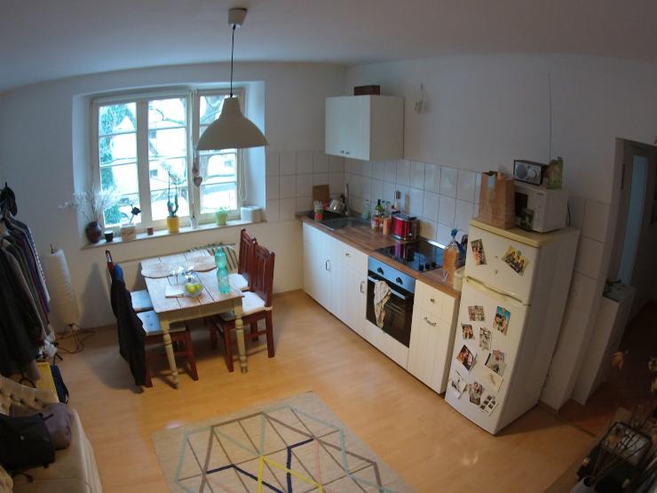 sch ne helle einzimmer wohnung auf dem lberg 1 zimmer wohnung in wuppertal lberg. Black Bedroom Furniture Sets. Home Design Ideas