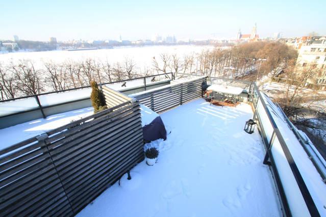 penthouse direkt an der theresienwiese ludwigvorstadt. Black Bedroom Furniture Sets. Home Design Ideas