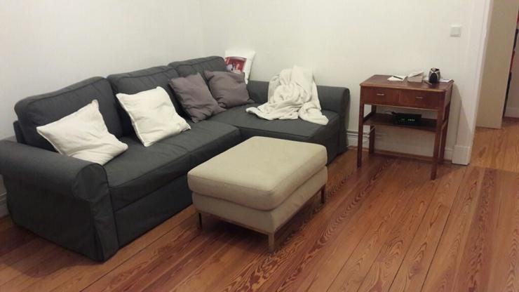 perfekt gelegene zwei zimmer wohnung in winterhude zur zwischenmiete komplett ausgestattet. Black Bedroom Furniture Sets. Home Design Ideas