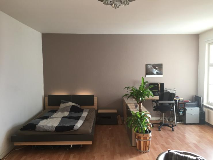 m bliertes gro es zimmer im stephankiez in moabit f r 1 monat zur untermiete wg zimmer in. Black Bedroom Furniture Sets. Home Design Ideas
