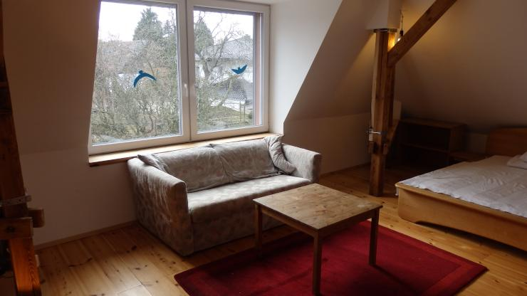 in gr ner umgebung und u bahn n he 1 zimmer wohnung in berlin reinickendorf. Black Bedroom Furniture Sets. Home Design Ideas
