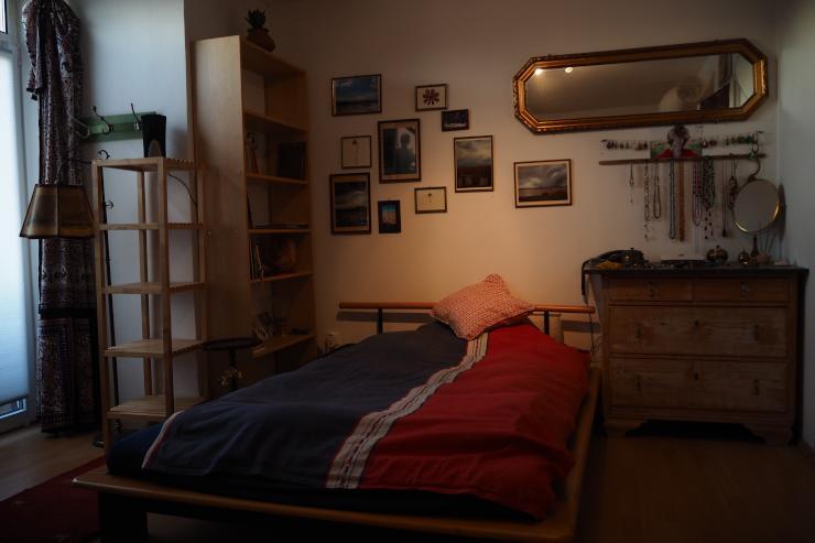 gem tliche kleine 1 zimmerwohnung n he rotkreuzplatz 1 zimmer wohnung in m nchen neuhausen. Black Bedroom Furniture Sets. Home Design Ideas