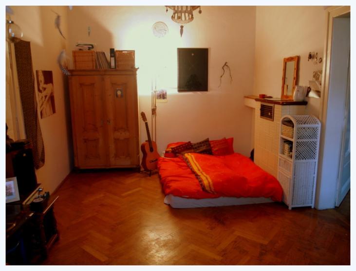 zimmer in sch ner 3er wg wg zimmer in salzburg lehen. Black Bedroom Furniture Sets. Home Design Ideas