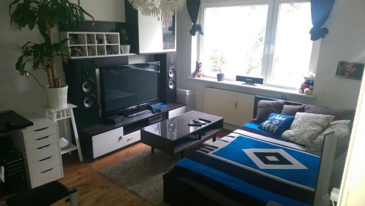 helles 16qm zimmer in gem tlicher 3er wg nahe der fh uni und der innenstadt wg suche l beck marli. Black Bedroom Furniture Sets. Home Design Ideas