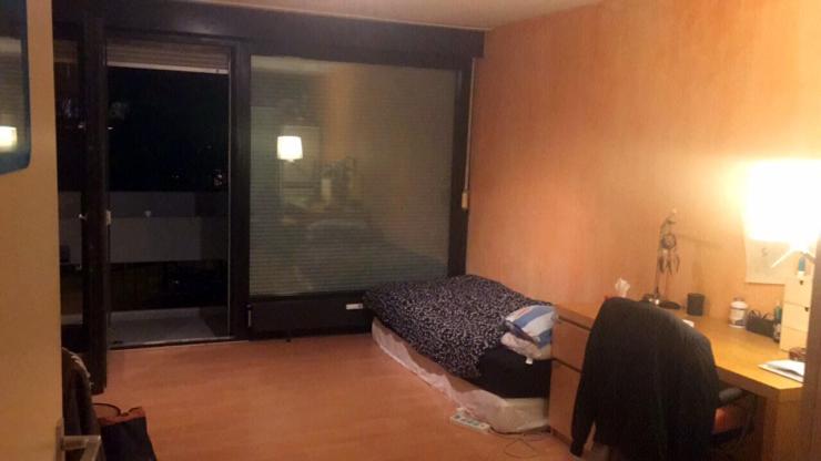 g nstige ein zimmer wohnung in der n he von olympiapark 1 zimmer wohnung in m nchen schwabing west. Black Bedroom Furniture Sets. Home Design Ideas