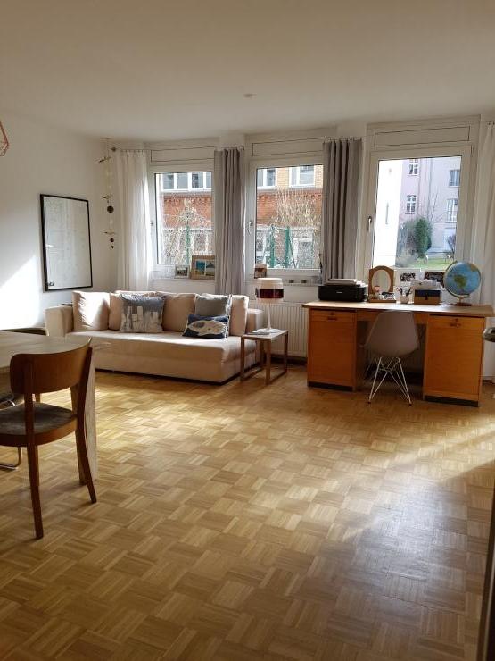 wg zimmer wohnen auf zeit 1 mai bis ende august. Black Bedroom Furniture Sets. Home Design Ideas