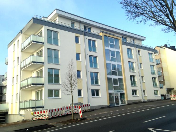 neubau appartementhaus eichlinghofen 1 zimmer wohnung in dortmund eichlinghofen. Black Bedroom Furniture Sets. Home Design Ideas