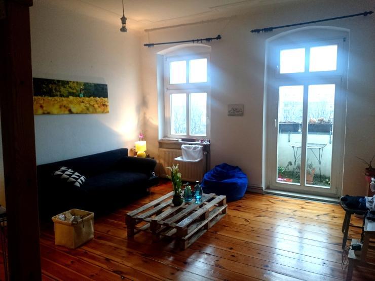 wundersch ne 1 zimmerwohnung f r pendler in in neuk lln 1 zimmer wohnung in berlin neuk lln. Black Bedroom Furniture Sets. Home Design Ideas