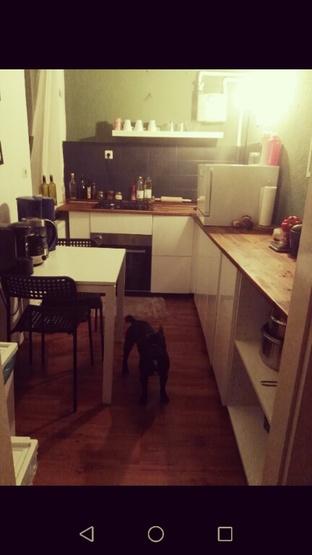 moderne wohnung sucht zwei mitbewohner. Black Bedroom Furniture Sets. Home Design Ideas