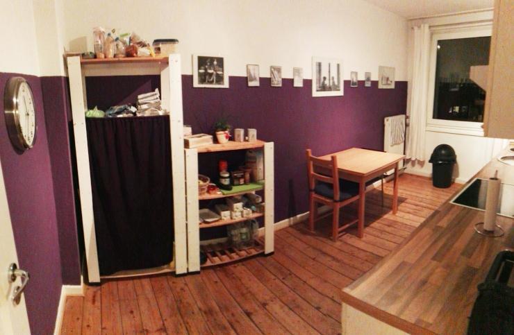 14 qm zimmer in sympathischer wg zentrale lage am hbf wg d sseldorf oberbilk. Black Bedroom Furniture Sets. Home Design Ideas