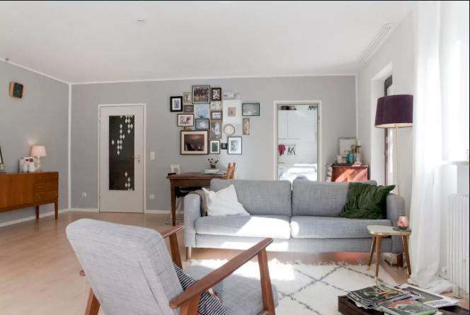 traumwohnung gegen traumwohnung 1 zimmer wohnung in m nchen au haidhausen. Black Bedroom Furniture Sets. Home Design Ideas
