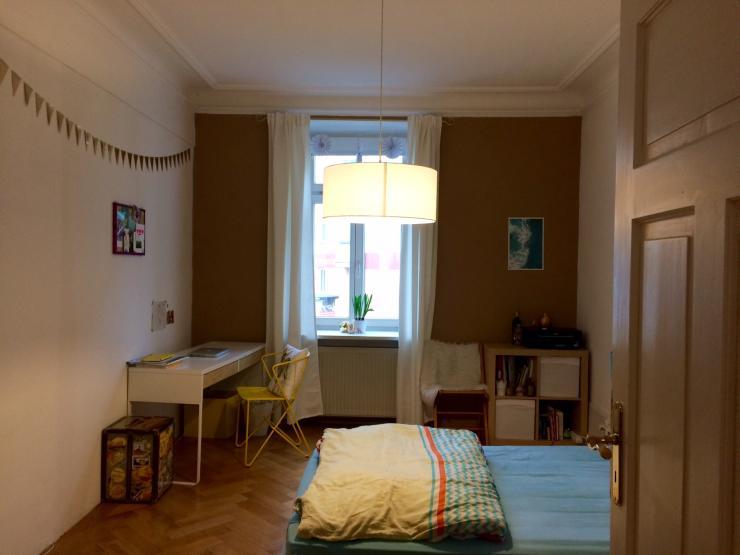 20 qm zimmer in bestlage mit besten mitbewohnern zimmer m nchen au haidhausen. Black Bedroom Furniture Sets. Home Design Ideas