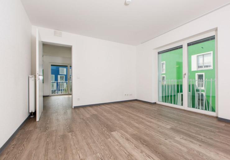 wg zimmer in 2er wg in sch nem studentenwohnheim am aasee zu vermieten wohngemeinschaft in. Black Bedroom Furniture Sets. Home Design Ideas