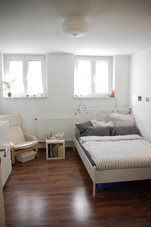 m bliertes 13qm zimmer in stuttgart west zimmer stuttgart west. Black Bedroom Furniture Sets. Home Design Ideas