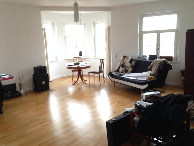 luftige wohnung in schleu ig ab sofort 80qm m bliert parkett wohnung in leipzig schleu ig. Black Bedroom Furniture Sets. Home Design Ideas