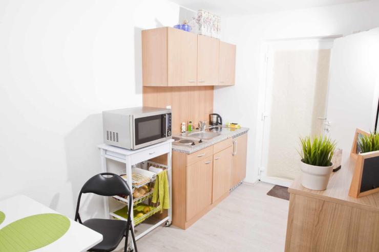 aparment im students lake house 70 g nstiger 1 zimmer wohnung in villingen schwenningen. Black Bedroom Furniture Sets. Home Design Ideas