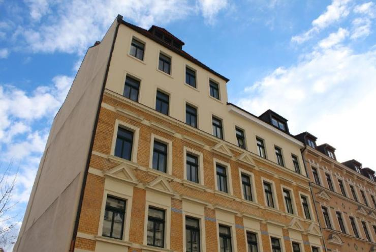 2 Zimmer Wohnung In Gohlis Mitte Leipzig Eg Balkon Bad