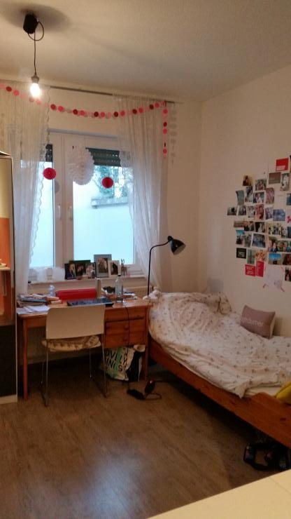 g nstige und stadtnahe 1 zimmer wohnung im angesagten bielefelder osten ideal f r studenten 1. Black Bedroom Furniture Sets. Home Design Ideas