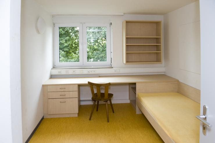 student dorm 1 zimmer wohnung in reutlingen hohbuch. Black Bedroom Furniture Sets. Home Design Ideas