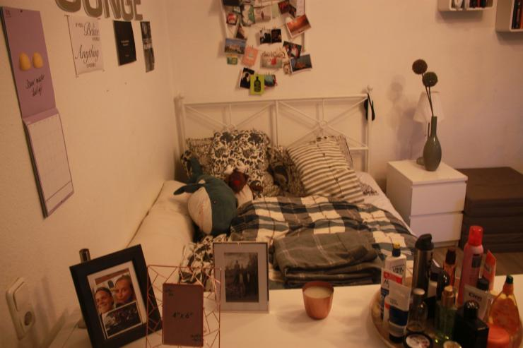 g nstiges zimmer in entspannter lage 1 zimmer wohnung in w rzburg versbach. Black Bedroom Furniture Sets. Home Design Ideas