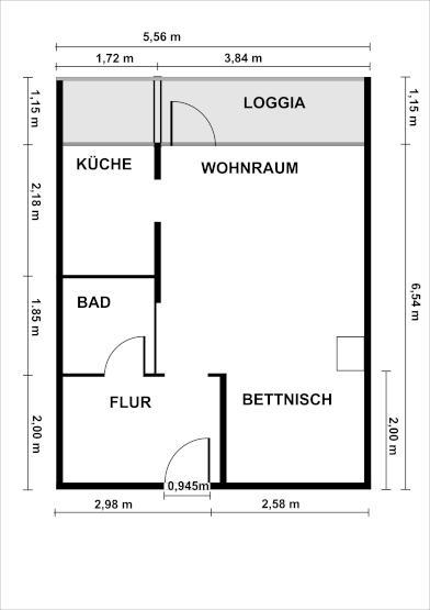 wohnungen sankt augustin 1 zimmer wohnungen angebote in sankt augustin. Black Bedroom Furniture Sets. Home Design Ideas
