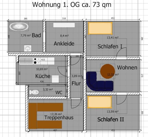 Wg Zimmer In Mannheim: Nette Student/innen Für Schöne 2-WG-Wohnung Gesucht