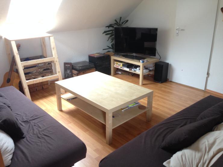 gem tliche dachgeschosswohnung in der w rzburg innenstadt. Black Bedroom Furniture Sets. Home Design Ideas