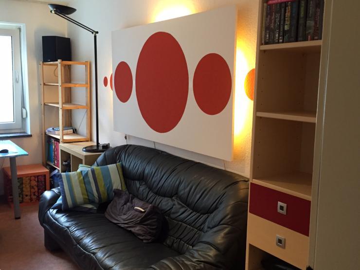 2 zimmer wohn und schlafzimmer in 3er wg ab sofort zu vermieten wgzimmer g ttingen weende. Black Bedroom Furniture Sets. Home Design Ideas