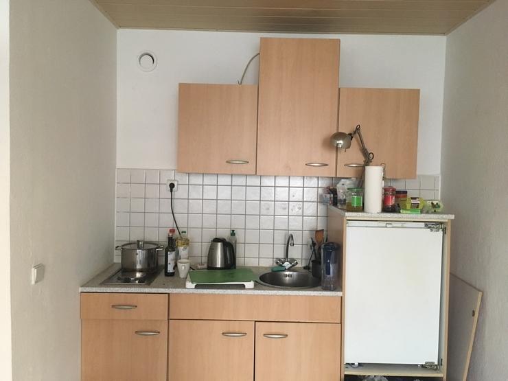 1 zimmer wohnung in der n he von essen rathaus und uni. Black Bedroom Furniture Sets. Home Design Ideas