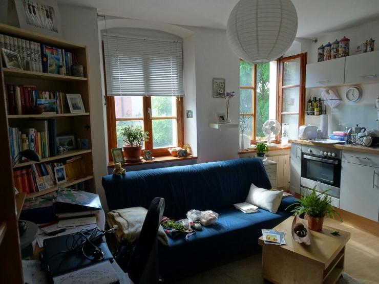 1 5 zimmer wohnung inmitten der regensburger altstadt 1 zimmer wohnung in regensburg innenstadt. Black Bedroom Furniture Sets. Home Design Ideas