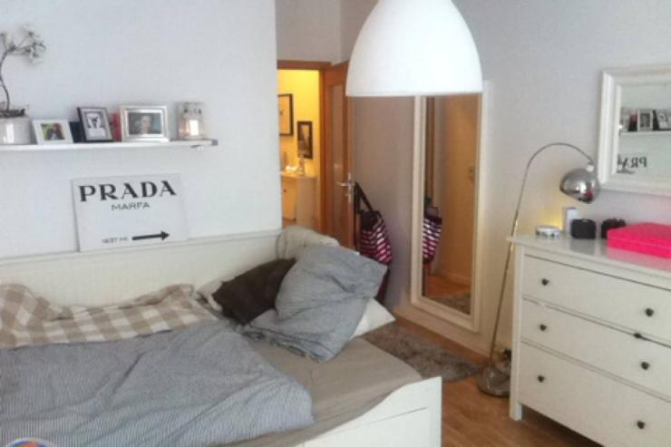 gem tliche g nstige 1 raum wohnung 1 zimmer wohnung in. Black Bedroom Furniture Sets. Home Design Ideas