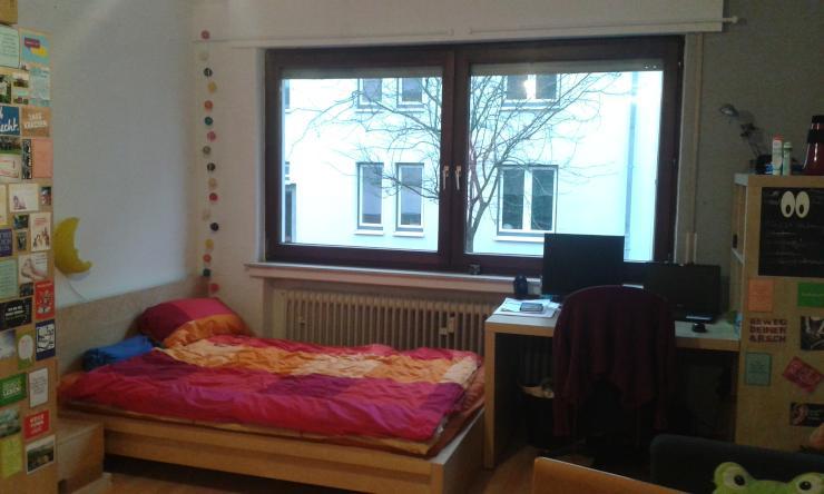 1 zimmer wohnung in zentraler und ruhiger lage 1 zimmer wohnung in bielefeld bielefeld. Black Bedroom Furniture Sets. Home Design Ideas