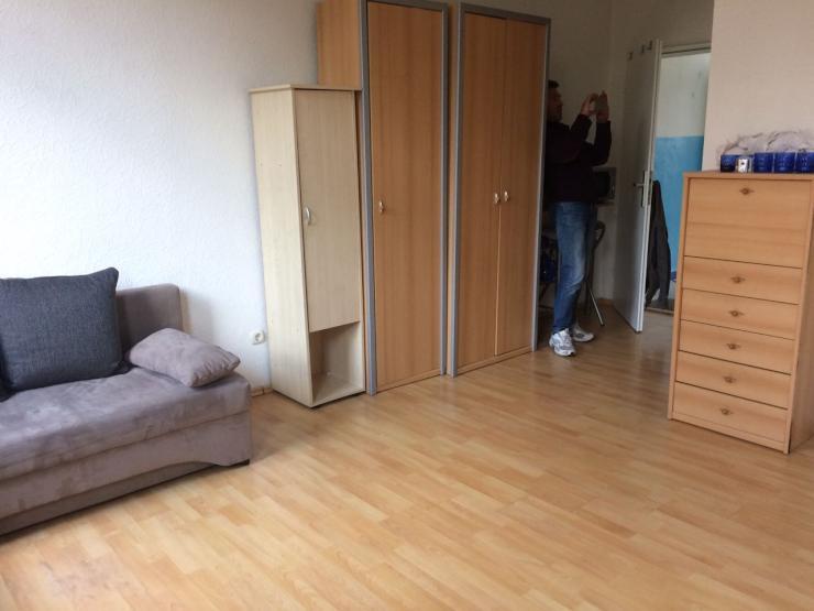 Loft style moderne 1zkb m bliert strom inklusive 1 zimmer wohnung in mannheim sch nau for 4 zimmer wohnung mannheim