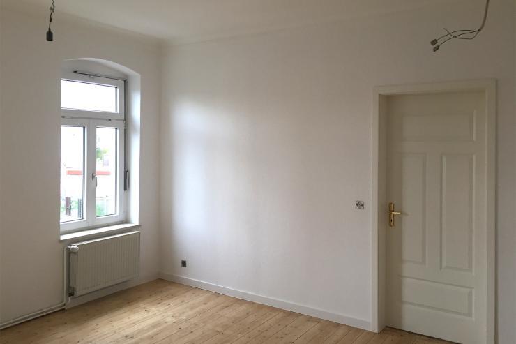 wohnen in der oberstadt erstbezug 4 5 raum wohnung nach. Black Bedroom Furniture Sets. Home Design Ideas
