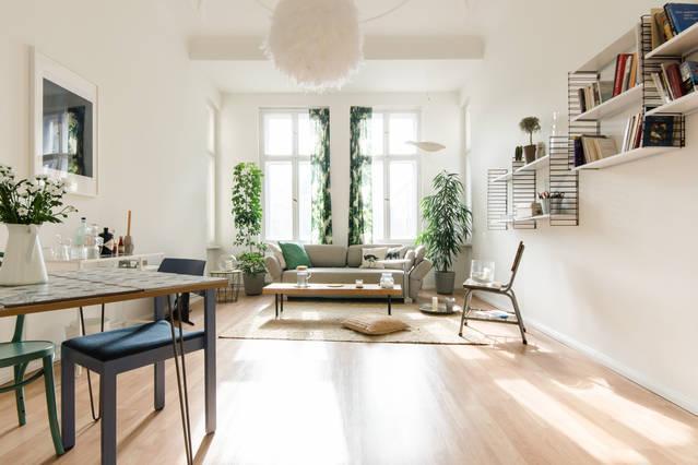 sunny 2 room apartment in hip neuk lln wohnung in berlin neuk lln. Black Bedroom Furniture Sets. Home Design Ideas