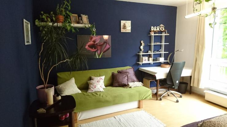 unin he gem tliche 1 raum wohnung 1 zimmer wohnung in magdeburg alte neustadt. Black Bedroom Furniture Sets. Home Design Ideas