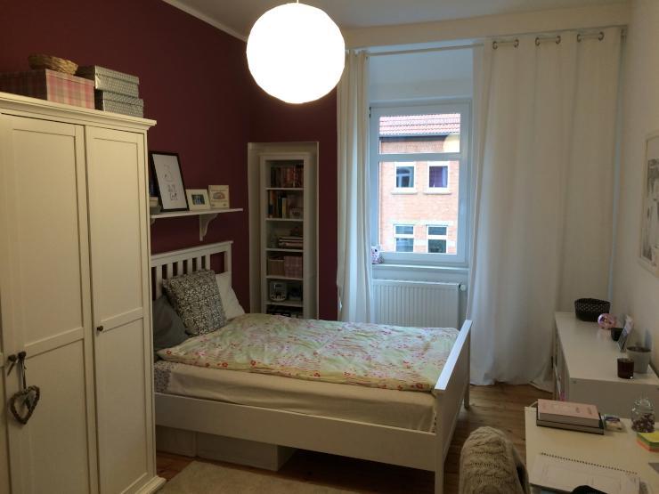 helles gem tliches zimmer am stadtpark wohngemeinschaft in erfurt daberstedt. Black Bedroom Furniture Sets. Home Design Ideas