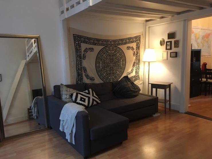 1 zimmer wohnung in toller lage in frankfurt sachsenhausen. Black Bedroom Furniture Sets. Home Design Ideas