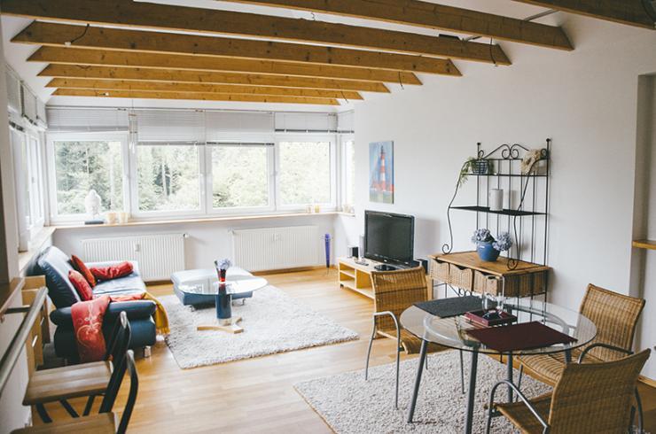 sch ner wohnen in eppendorf wohnung in bochum eppendorf. Black Bedroom Furniture Sets. Home Design Ideas