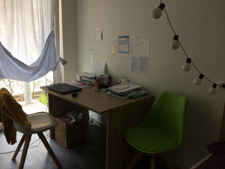 sch ne m blierte 1 zi wohnung bei fh 1 zimmer wohnung in kiel neum hlen dietrichsdorf. Black Bedroom Furniture Sets. Home Design Ideas