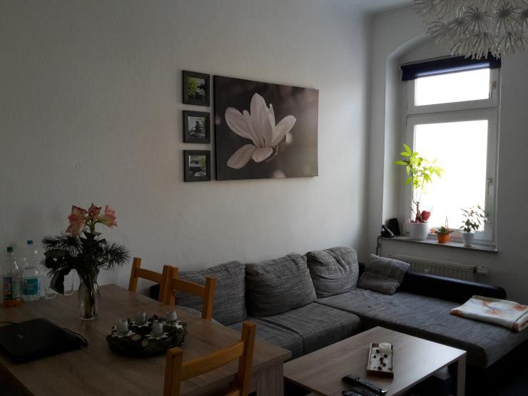 2 raumwohnung in dresden l btau zu vermieten ab mit bernahme k che wohnung in. Black Bedroom Furniture Sets. Home Design Ideas