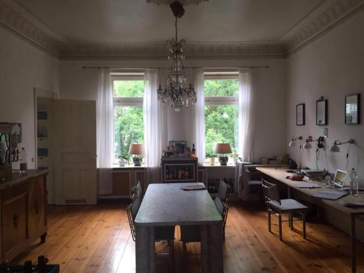 wg zimmer mit begehbarem kleiderschrank direkt an der au enalster wg hamburg uhlenhorst. Black Bedroom Furniture Sets. Home Design Ideas